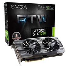 EVGA GTX 1080 FTW GAMING ACX 3.0 8GB GDDR5X Desktop Graphic Card